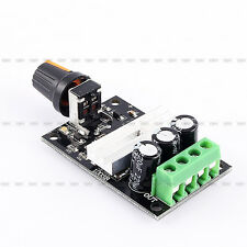 New DC 6V - 28V 3A Motor Speed Variable Controller Switch PWM Regulator Hot