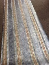 vintage wilman marble stripe vinyl wallpaper blue green gold rust