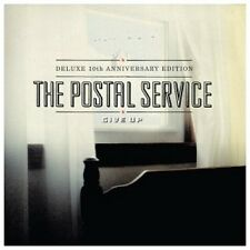 POSTAL SERVICE - GIVE UP (DELUXE 10TH ANNIVERSARY EDITION) 2 CD ROCK NEU