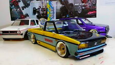 RC Drift Karo VW Caddy MK1 1/10 scale body, to fit Tamiya, LRP, HPI, Yokomo, MST