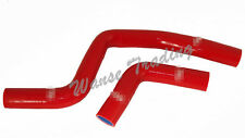 3-Ply Silicone Radiator Heater Hose Water Pipe Coolant Red For PROTON GT1 GTI