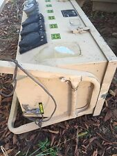 MILITARY SURPLUS ALASKA STRUCTURE 6 SHELTER TENT POWER DISTRIBUTION BOX 300 AMP