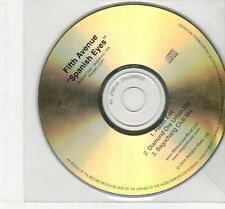 (EC520) Fifth Avenue, Spanish Eyes - 2004 DJ CD