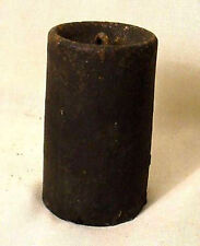 O.G, Ogee Clock Weight, 3 lb 2 oz., Cast Iron