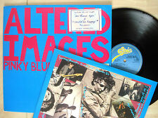 Altered Images Pinky Blue + Inner A2 B1 UK LP Epic EPC 85665 1982 EX/EX
