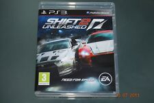 Shift 2 Unleashed PS3 Playstation 3 Need for Speed ** GRATIS UK FRANQUEO **