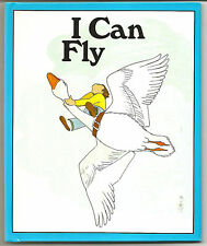 I CAN FLY - Personalized Children's Story Book, Your Child Is The Star Hardcover