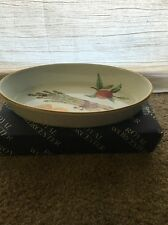 BRAND NEW WITH BOX Royal Worcester Evesham Gold Oval Baking Dish