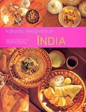 Authentic Recipes from India Authentic Recipes Series)