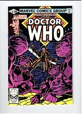 Marvel PREMIERE Featuring Doctor Who #59 1981 NM Vintage Comic