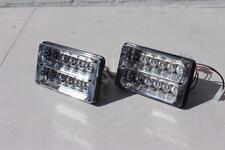 Pair of WHELEN 400 series LED modules (RED) for Edge Freedom 9M lightbar 12V