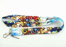 Kingdom Hearts Mobile Phone LANYARD Neck Strap Charms Card Holder Free Shipping