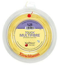 Kirschbaum Touch Multifibre 1.25mm 17 Tennis Strings 110M Reel