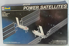 SPACE : POWER SATELLITES MODEL KIT BY REVELL SCALE 1:144 (MLFP)