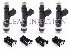 750cc BOSCH ev14 Fuel injectors 4G63 DSM Mitsubishi EVO 1-9 Eclipse Eagle Talon