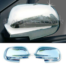 Chrome Side Mirror Cover Molding For SSANGYONG 05 06 07 08 09 10 11 12 13 Kyron
