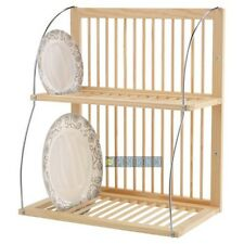 Montage mural plaque rack