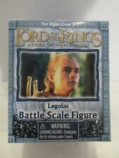 LOTR Armies of Middle Earth ~ Legolas Battle Scale Figure ~ NEW