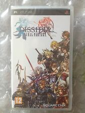 Brand new factory sealed dissidia final fantasy pour SONY PSP