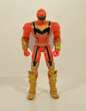 """2005 Nick as Red Ranger 5.5"""" Bandai Action Figure Power Rangers Mystic Force"""