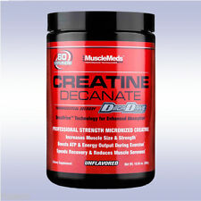 MUSCLEMEDS CREATINE DECANATE (300 G / 60 SERVINGS) micronized muscle meds