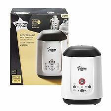 Tommee Tippee Express & Go Breast Milk Bottle & Pouch Warmer ** Ideal Gift **