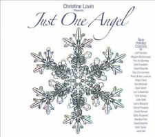 Christine Lavin Presents Just One Angel SEALED XMAS CD w/ Janis Ian Uncle Bonsai