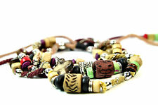 COOL UNISEX RETRO UNIQUE BRACELET SET CHUNKY BRAND NEW (A22)