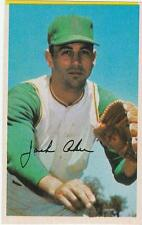 JACK AKER 1969 MLB Dell Photostamps Oakland A's EX+/NR MT