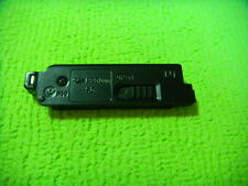 GENUINE SONY DSC-TX5 BATTERY DOOR BLACK PARTS FOR REPAIR