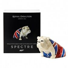 Royal Doulton - Jack Bulldog Spectre DD 007 M.- Brand New Boxed with Certificate