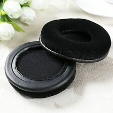 2Pcs Replacement Black Floss Foam Earpad Ear Pad For Sony MDR-V700DJ V500DJ