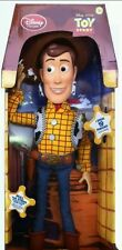 Disney Toy Story 3 Plush Toy Woody Talking Action figure Doll Figure 15""