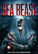 SEA BEAST - DVD - REGION 2 UK
