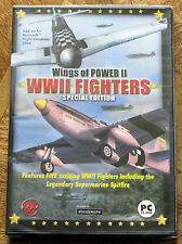 WINGS OF POWER II WWII Fighters Special Edition PC Add-On Flight Simulator 2004