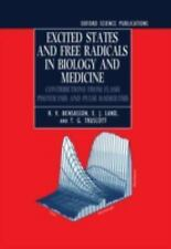 Excited States and Free Radicals in Biology and Medicine: Contributions from Fla