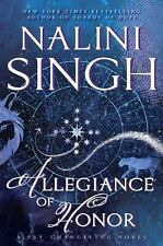 A Psy-Changeling Novel: Allegiance of Honor 15 by Nalini Singh (2016, Hardcover)