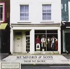 Mumford And Sons Sigh No more CD Album
