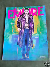 EMPIRE- UK FILM MAG-LIMITED EDITION- COLLECTORS COVER- DEC 2015- SUICIDE SQUAD