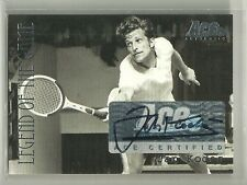 2012 Ace Authentic Tennis Jan Kodes Legend of the Game Autographed Card