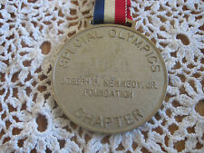 Special Olympics Medal Chapter Joesph P Kennedy Jr. Foundation Silver #2