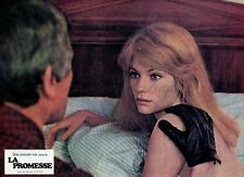 JACQUELINE BISSET LA PROMESSE SECRET WORLD 1969 VINTAGE LOBBY CARD #17