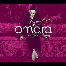 Omara Portuondo - Flor de Amor (NEW CD, Jul-2004, World Circuit)