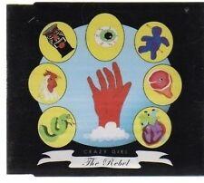 (AV596) Crazy Girl, The Rebel - DJ CD