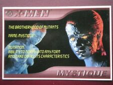 POSTCARD B12 ADVERT X-MEN - MYSTIQUE (1)