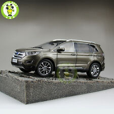 1:18 Ford EDGE diecast SUV car Model toys for gifts collection hobby
