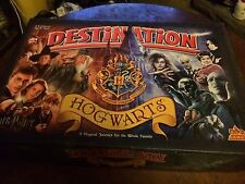 DESTINATION HOGWARTS Harry Potter great family board game