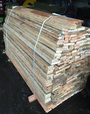 10 pack 6ft 1.8m long 1 Inch 25mm Thick Wood Timber Various Widths