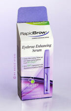 RapidBrow Eyebrow Enhancing Serum 3 ml, 0.1 fl oz NEW Sealed box Fast Shipping