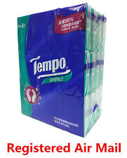 36 packs Protect Tempo Petit Pocket Tissues Paper 4ply cleaning handkerchiefs